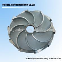 Steel precision water pump impeller