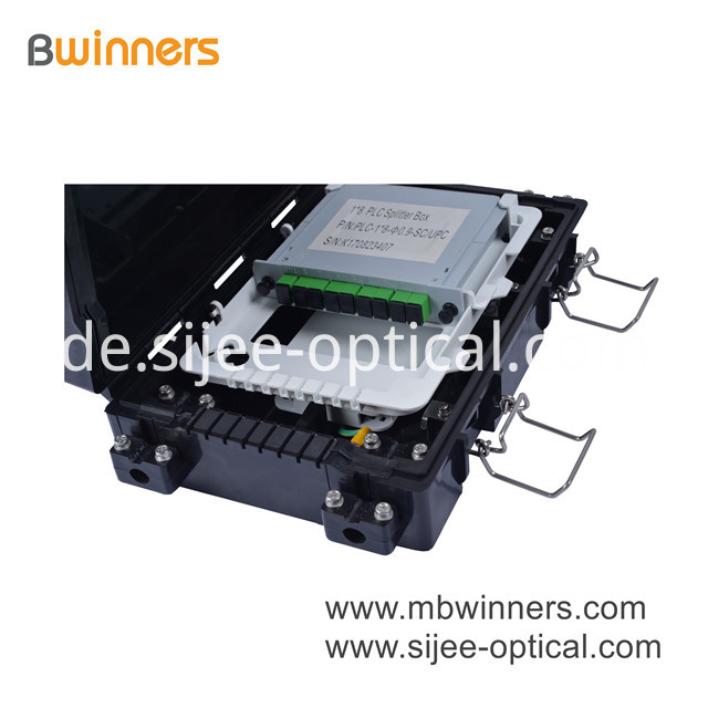 Fiber Optic Plc Splitter