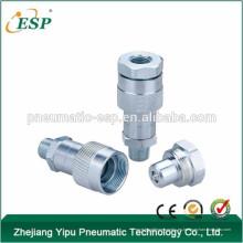 Acoplamiento hidráulico y compresor de aire tipo KZE (acero)