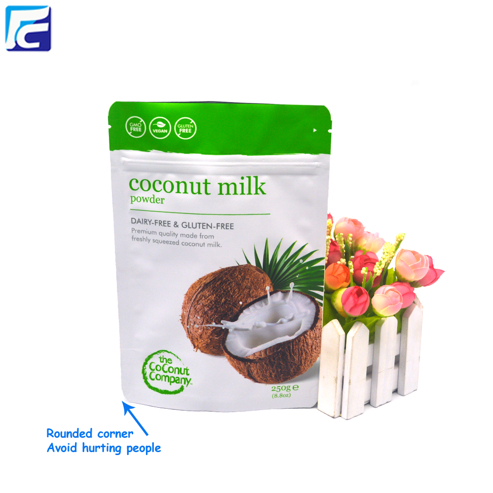 Coconut Flour Packaging