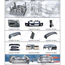 ABS Auto Parts Injection Mould