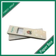Nuevo modelo del diseño Caja al por mayor del cartón modificada para requisitos particulares