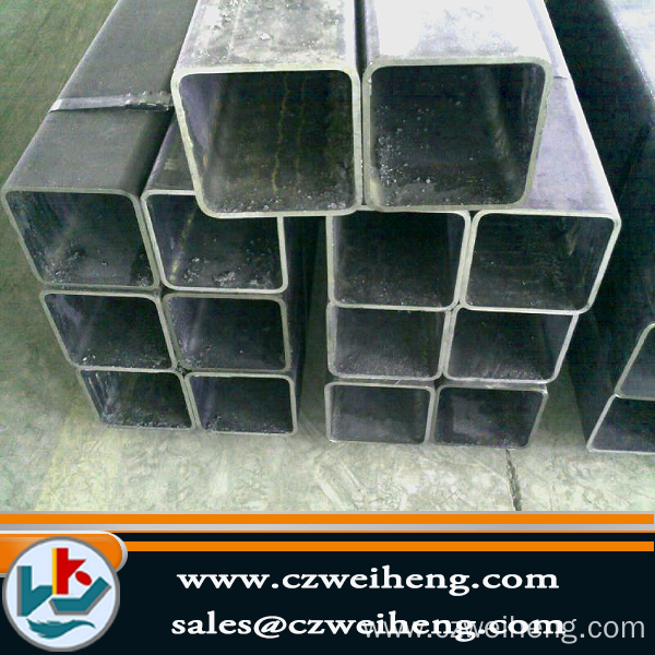 25X25 Square Steel Tube Stock with The