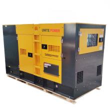 68kw/85kVA Soundproof Silent Lovol Diesel Generator (UL85)