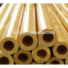 venda quente de cobre de bronze tubo / tubo preço de fábrica por kg