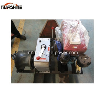 Honda Petrol Powered Capstan Winch