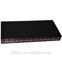 24 core FC pole mounting fiber patch panel/ termination box