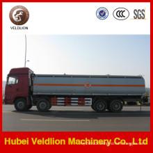 New HOWO 8*4 30-35 Tons Oil Tank Truck