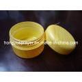 120ml Large Capacity Wooden-Plastic Cosmetic Bottle Jar
