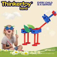 Plastic Educational Toy for Children Building Blocks