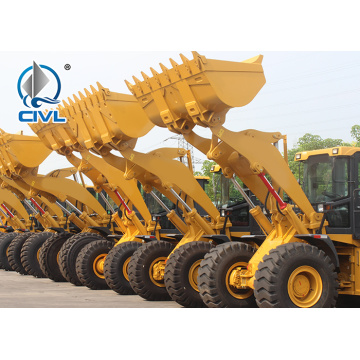 Wheel Loader Depan Xcmg 8 Ton