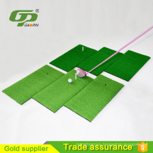 30*60cm green golf cricket practice mat