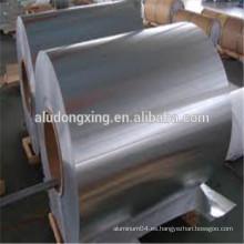 Alta calidad con el pago competitivo de la hoja del aluminio del precio Asia Alibaba China