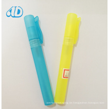 L1 Farbe Kunststoff Spray Parfümfläschchen Flasche 10ml