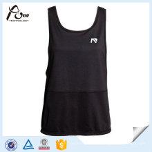 Sexy Laufbekleidung Damen Tank Top Sport Unterhemd mit BH