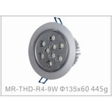 9W высокая Яркость светодиодный Потолочный светильник