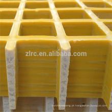 Grating de FRP / grating plástico reforçado fibra / grating da fibra de vidro