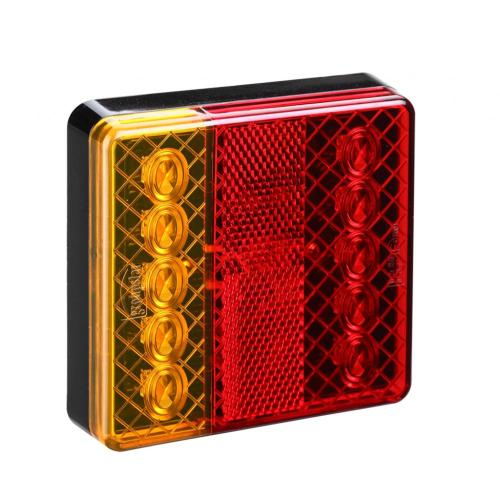 Trailer Tangki 12V Submersible Boat Combinational Tail Lights