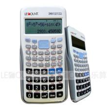 Natrual pantalla 249 función calculadora científica con cubierta trasera deslizante (LC782ES-1)