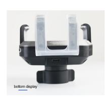 soporte para teléfono de coche cargador inalámbrico iphone