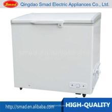 Refrigerador de hielo 40-300L, mini congelador comercial profundo