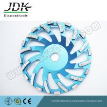 Diamond Cup Wheel for Concrete Floor