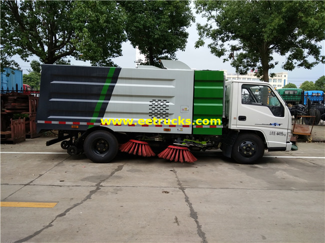 JMC 115HP Road Sweeper Vehicles