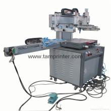Impresora de pantalla vertical Ultraprecision TM-3045z con brazo de robot