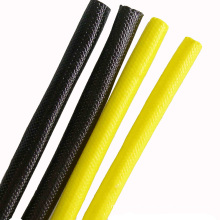 Insulation High Voltage Silicone Coated Fiberglass Sleeve