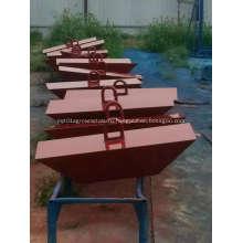 Земляной якорь стальной сварной конструкции типа корабля