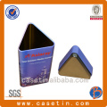 Embalagem triangular em forma de presente para embalagem de presentes em chinês