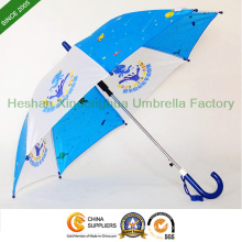 17 Inch Customized Logo Cartoon Kid Umbrellas for Chilidren (KID-0017Z)
