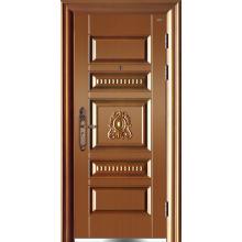 puerta de acero de cobre imtated
