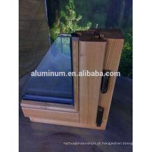 Quadros de alumínio de madeira de alta qualidade venda quente 2014