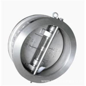 CF8M Dual Plate Check Valve
