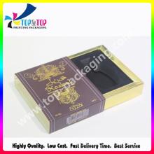 Pms Printing Drawer Open Luxury Perfume Packaging Box