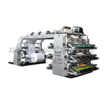 6 высокоскоростных печатных машин Flexo (CE)