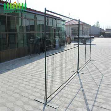 Hot+Sale+Galvanized+Temporary+Fence+for+Canada+Market