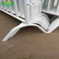 High Quality PVC Coated Crowd Control Barrier