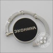 Anel pendurado do saco, gancho feito sob encomenda do metal (GZHY-BHR-065)