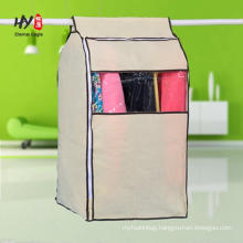Disposable waterproof non woven garment bags