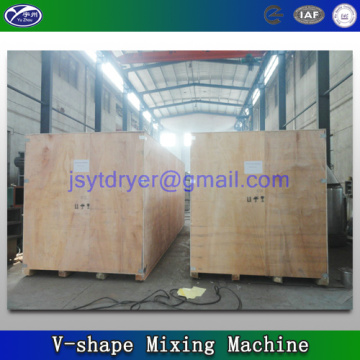 High Efficient new design V Shape Mixer