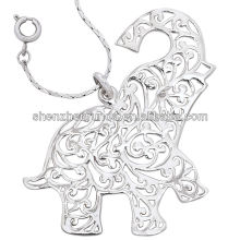 High quality Elephant pendant stainless steel wholesale