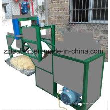 Machine de fabrication de laine de bois facile à utiliser