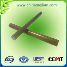 380 Phenolic Resin-Boned Cotton Frabic Laminated Epoxy Rod