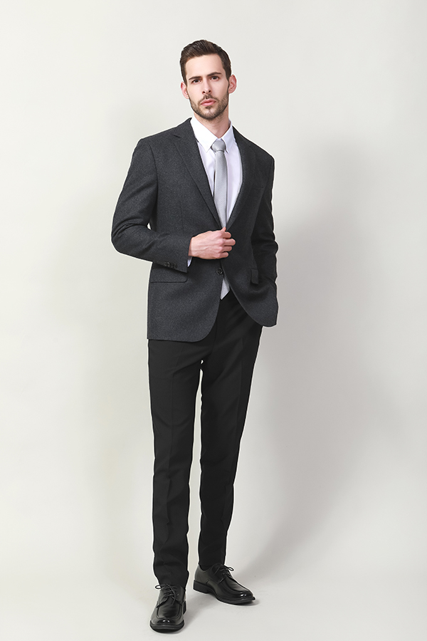 MEN'S POLY VISCOSE SLIM FIT SUITS