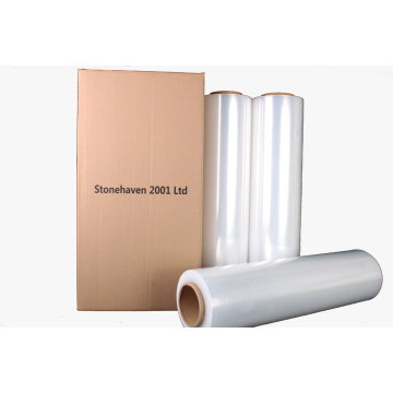 Stretch Packaging Wrap Film untuk Pallet Kayu
