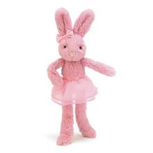 ICTI Audited Factory conejo de ballet con tutú