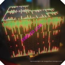 Musik aktiviert RGB Panel LED Wandleuchte