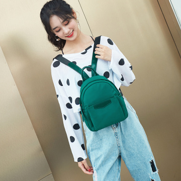 Cute Fashion Crossbody Mochilas para la escuela secundaria